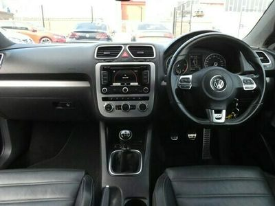 used VW Scirocco R-Line, 2013 ( )