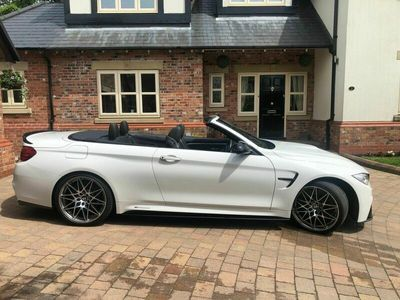 used BMW M4 3.0 Competition M DCT (s/s) 2dr