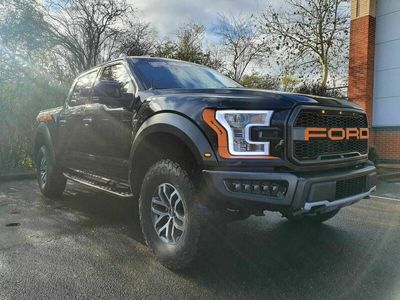 used Ford F-150 5.0L Raptor Rep 2016 Platinum Limited 5dr