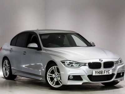 used BMW 320 3 Series d M Sport 4dr Step Auto 2018