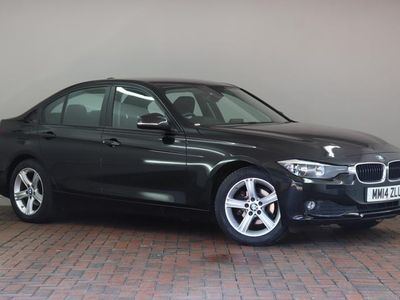 used BMW 318 3 SERIES 2014 Urmston d SE 4dr Step Auto