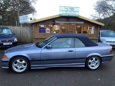 used BMW 328 Cabriolet 2.8 328i 2dr Auto
