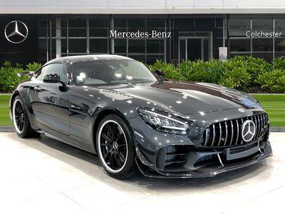 used Mercedes AMG GT R AMG GTPRO