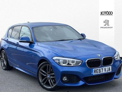 used BMW 120 1 Series d M Sport 5dr Step Auto 2.0