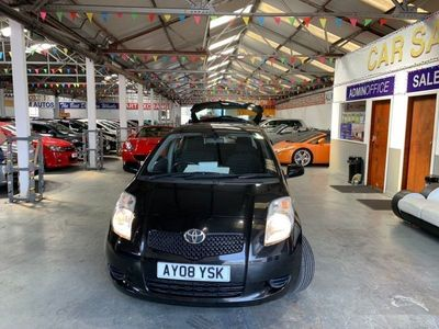 used Toyota Yaris 1.3 TR Multimode 5dr