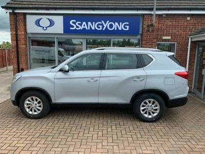 used Ssangyong Rexton 2.2D EX T-Tronic 4WD 5dr (7 Seat)