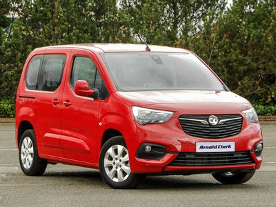 used Vauxhall Combo Life 1.5 Turbo D 130 Energy 5dr Auto