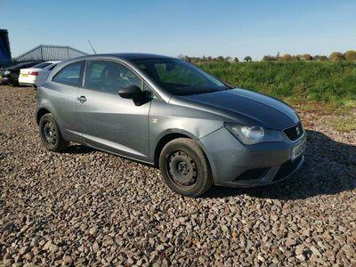 used Seat Ibiza 1.2 TDI CR S 3dr [AC]