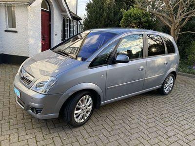 used Vauxhall Meriva 1.4 i 16v Active Plus 5dr