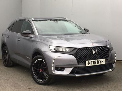 used DS Automobiles DS7 Crossback BLUEHDI PERFORMANCE LINE S/S EAT8 Automatic 5-Door