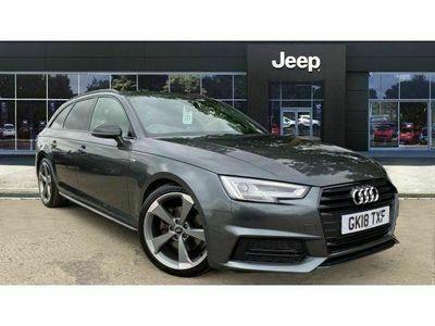used Audi A4 2.0T FSI Black Edition 5dr S Tronic