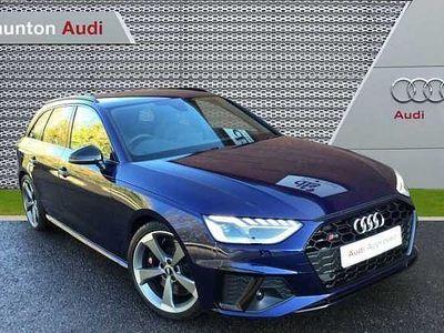 used Audi S4 Avant Black Edition TDI 347 PS tiptronic