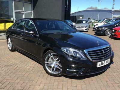 used Mercedes S350 S Class Diesel SaloonL AMG Line 4dr 9G-Tronic 3.0