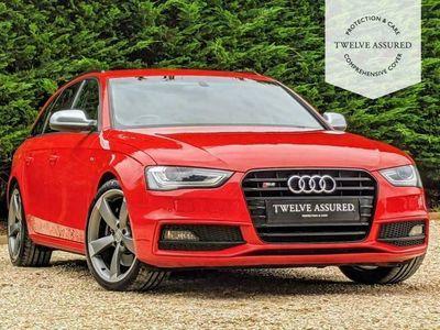 used Audi S4 Avant 3.0 Black Edition