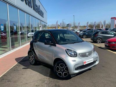 used Smart ForTwo Coupé 1.0 Prime (s/s) 2dr