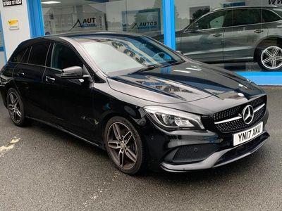 used Mercedes CLA220 2.1D 4MATIC AMG LINE 5d 174 BHP Finance arranged