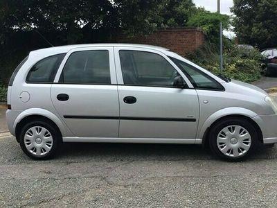 used Vauxhall Meriva LIFE 16V TWINPORT