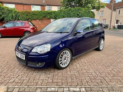used VW Polo 1.6 Sport 3dr