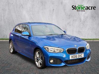 used BMW 120 1 Series d M Sport 5-Door 2.0 5dr