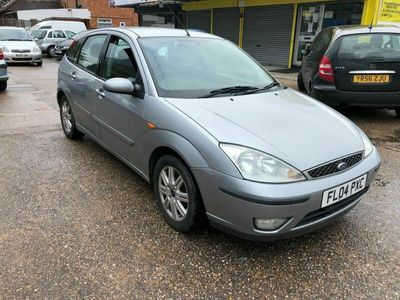 used Ford Focus 1.8 TDCi Ghia 5dr