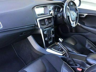 used Volvo V40 D2 [120] R DESIGN Nav Plus 5dr