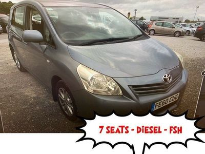used Toyota Verso 2.0 D-4D TR 5dr (7 Seats), 2010 (60)