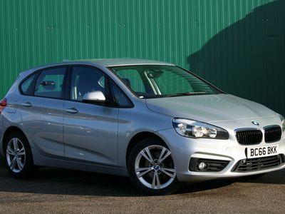 used BMW 216 2 Series d SE 5dr [Nav]