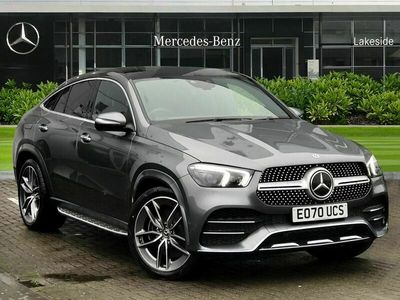 used Mercedes GLE400 GLE Class Gle Coupe4Matic AMG Line Premium + 5dr 9G-Tronic Estate 2021