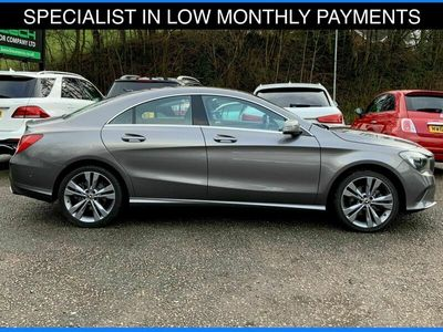 used Mercedes CLA220 CLA Class 2.1Sport 7G-DCT (s/s) 4dr