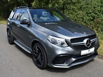 used Mercedes GLE63 AMG GLES 4Matic Night Edition 5dr 7G-Tronic