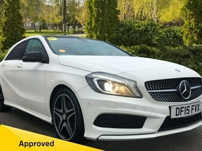 used Mercedes A220 A-ClassCDI AMG Night Edition 5dr Auto