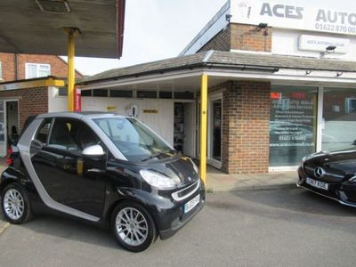 used Smart ForTwo Cabrio 1.0 PASSION MHD 2d 71 BHP - TRADE CLEARANCE - SOLD AS SEEN - ULEZ COMPLIA 2-Door