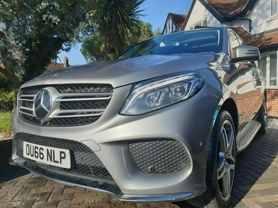 used Mercedes GLE500 Gle Class 3.0V6 8.8kWh AMG Line (Premium) G-Tronic+ 4MATIC (s/s) 5dr