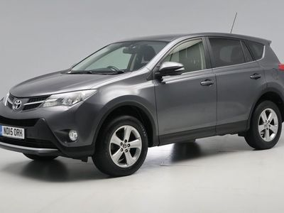 used Toyota RAV4 2.0 D-4D Business Edition 5dr 2WD - BLUETOOTH AUDIO
