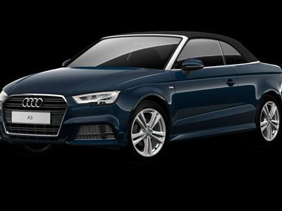 used Audi A3 Cabriolet 35 Tfsi S Line 2Dr S Tronic