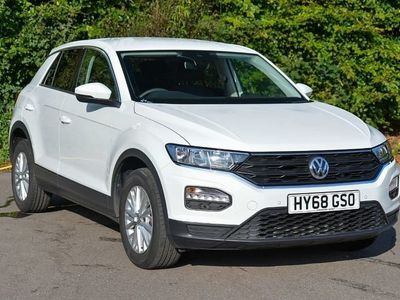 used VW T-Roc 1.0 S 5dr