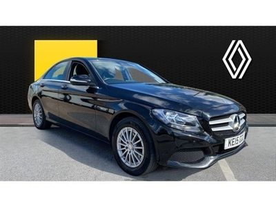 used Mercedes C220 C-ClassBlueTEC SE 4dr