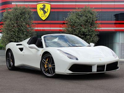 used Ferrari 488 488Spider