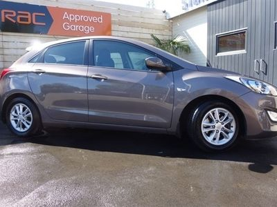 used Hyundai i30 1.6 ACTIVE CRDI 5d 109 BHP