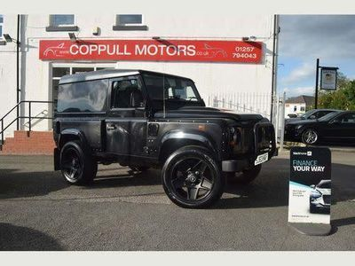 used Land Rover Defender 90 2.2 TD DPF HARD TOP