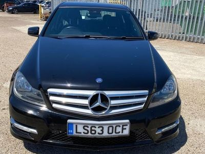 used Mercedes C220 C Class 2.1CDI AMG Sport 7G-Tronic Plus 4dr