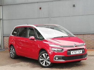 used Citroën Grand C4 Picasso 1.6 Bluehdi Feel 5Dr