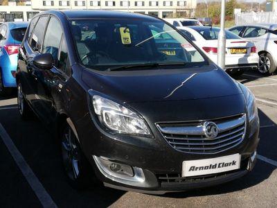 used Vauxhall Meriva 1.4T 16V Se 5Dr Auto