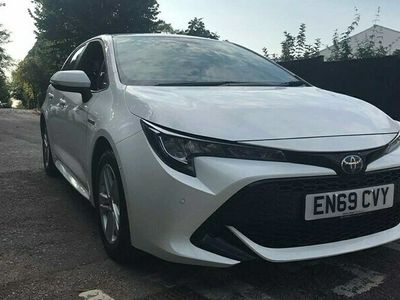 used Toyota Corolla Hatch 1.8 VVT-i (122bhp) Icon Tech Hybrid CVT
