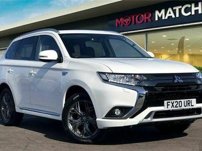 used Mitsubishi Outlander 2.4 PHEV Verve 5dr Auto