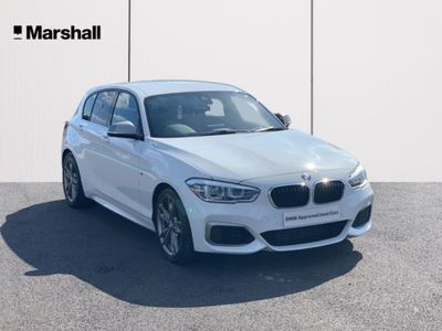 used BMW M140 1 Series5dr [Nav] Step Auto Hatchback 2016