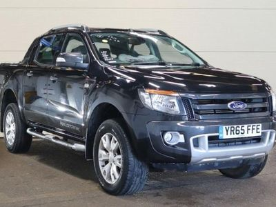 used Ford Ranger 3.2 WILDTRAK 4X4 DCB TDCI 4d AUTO 197 BHP APPLY FOR FINANCE ON OUR WEBSITE