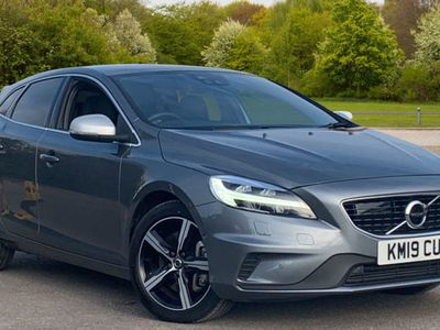 used Volvo V40 T3 (152) R DESIGN Edition Auto 1.5 5dr
