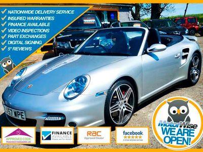 used Porsche 911 911 Cabriolet(997) Turbo 2d Tiptronic S