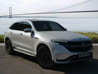 used Mercedes EQC400 AMG LINE PREMIUM PLUS 4MATIC